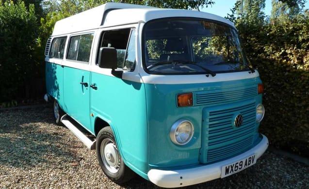 Minty – Minty VW Campervan