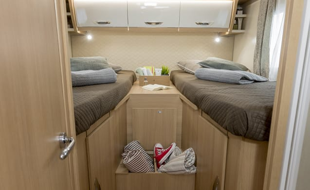 Camper - You dream of a vacation we dream of being able to realize it