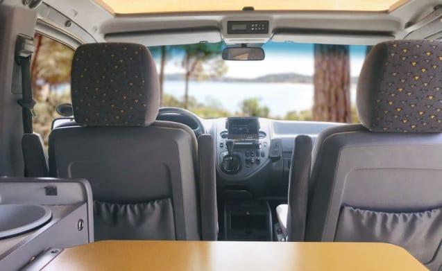 Mercedes Vito Westfalia Automatic transmission