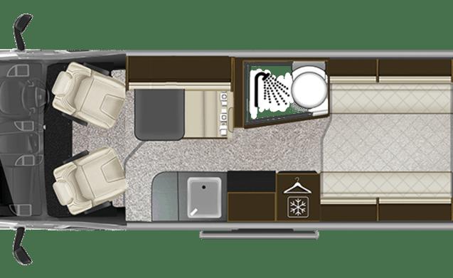 4 berth Tribute – Family Friendly 4 berth T 669 (Blackburn)