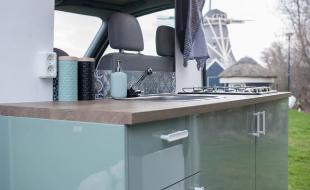 Camper Pioneer – Experience the fall with Camper Pioneer!