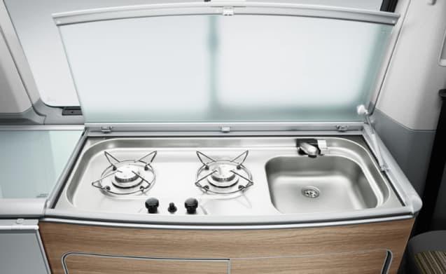 Modern 2 berth California  – VW California  (Blackburn)