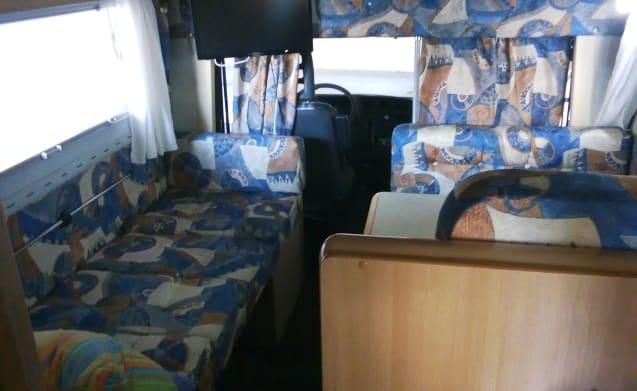 daniele – Camper rental