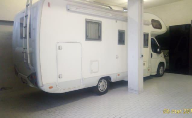 DREAM X545 GARAGE FIAT DUCATO 3000