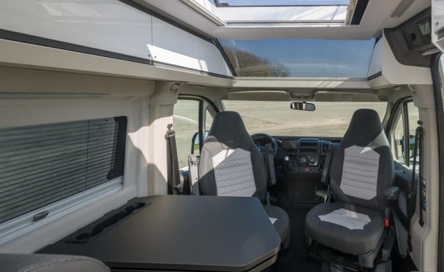 ADRIA Twin 640SLB Supreme NEW!