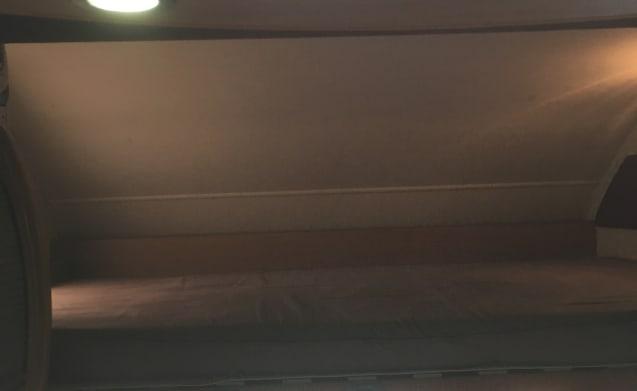 The beast! – Swift Sundance 630L Motorhome Sleeps 6 Seat Belts 6