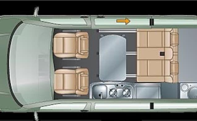Kampie – Volkswagen California Ocean automatic