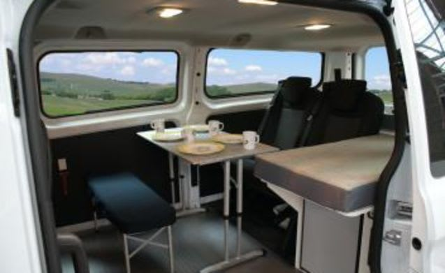 Ultimate Voyager 4 berth (Edinburgh)