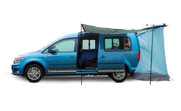 VW DELTA Premium 2 ligplaats (Edinburgh)
