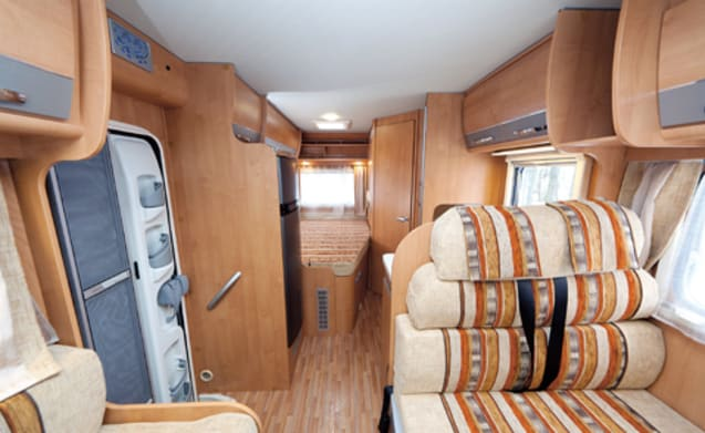 Campy – Our Amazing Motorhome