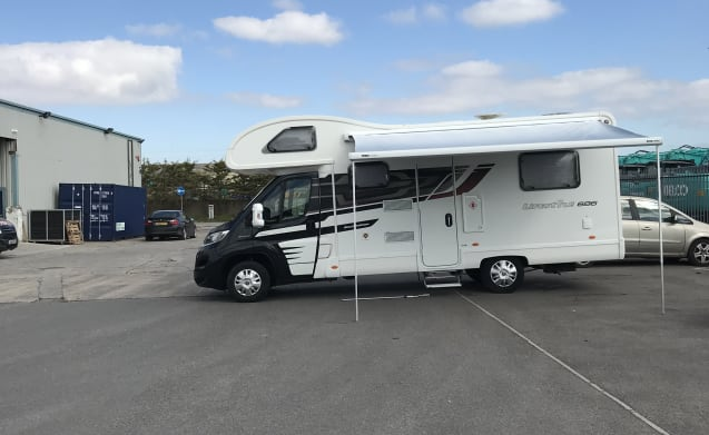 motorhome hire weston super mare