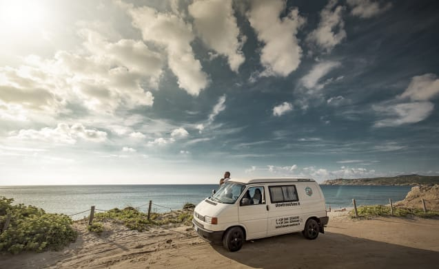 Slow Travel Van – Slow Travel  with VW Sancho Panza