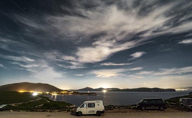 Slow Travel Van – Slow Travel  with VW Sancho Panza
