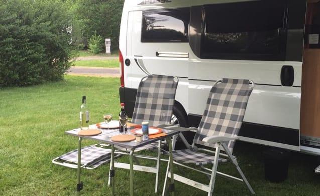 Pössl 2 Win Plus 2019 – All-inclusive camper