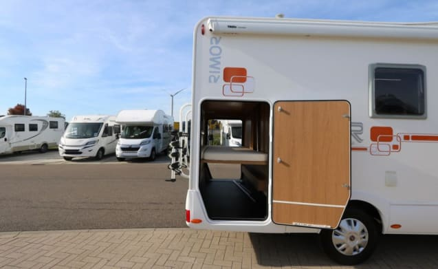 Perfect family motorhome - Rimor SEAL 7
