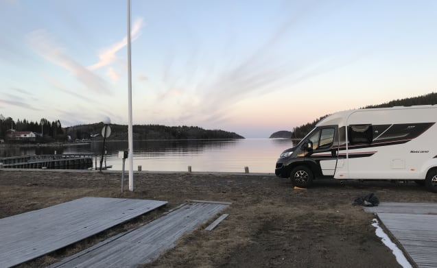 SWIFT TOSCANE  – CAMPER FREEDOM IN SWEDEN