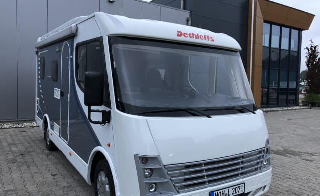 Dethleffs Globebus Like new