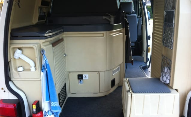 Dehler Optima 4.7 – Luxury VW T4 - Dehler Optima
