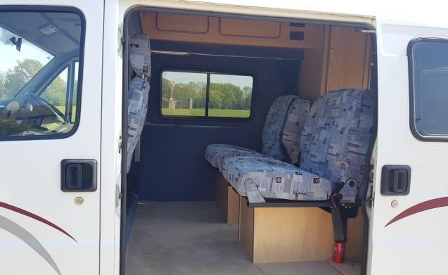 Citroen Relay 2 Berth converted camper van