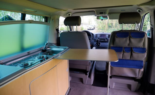 Complete VW T5 California Camper (LAST MINUTE KORTING!)