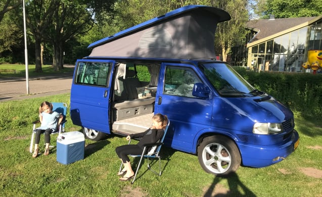 VW Westfalia  – VW T4 WESTFALIA 2.5 TDI CAMPER AIR CONDITIONER BIG BED !!