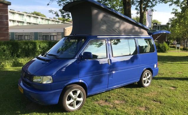VW Westfalia  – VW T4 WESTFALIA 2.5 TDI CAMPER AIR CONDITIONER BIG BED !!