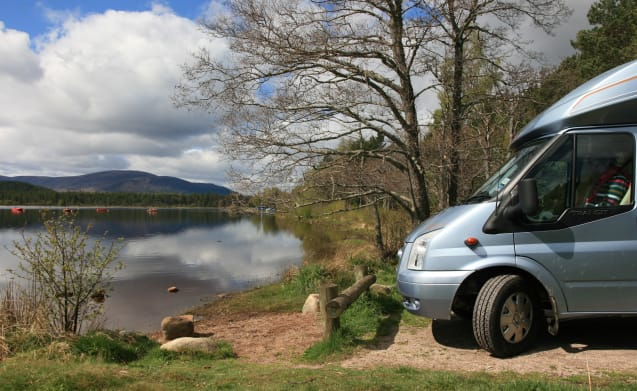 Derwent – Derwent our motorhome is ready for you to take away and explore