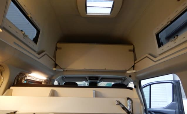 Ford Transit Nugget – Westfalia Nugget Custum