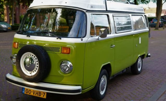 Volkswagen busje Bea