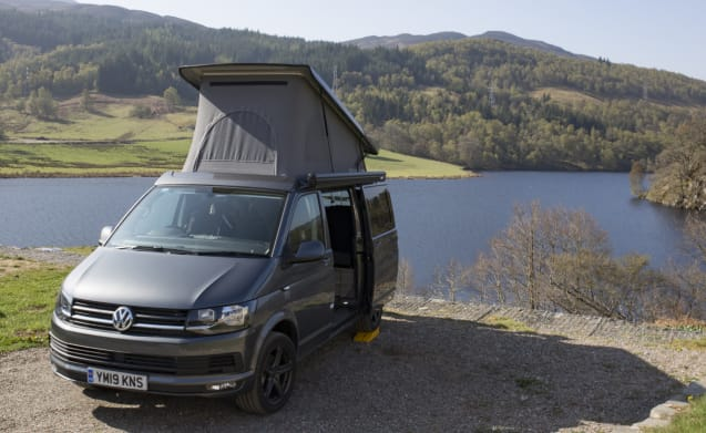 The Gibster – Nagelneuer VW T6 Wohnmobil