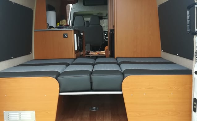 A66 – Easy Drive Motorhome Hire Darlington