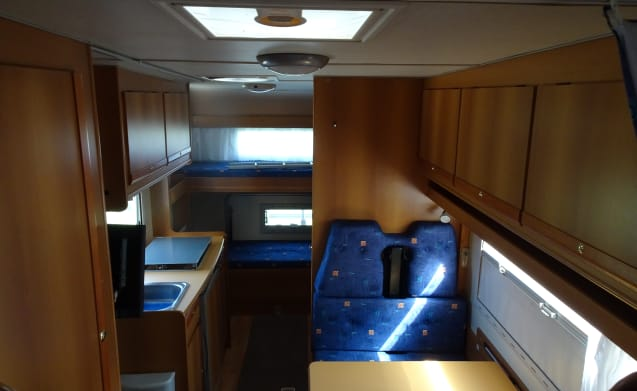 Miller Gavone Variabile – Convenient for family, and lots of space!