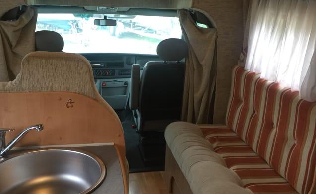 Camper MC LOUIS 6 PLACES