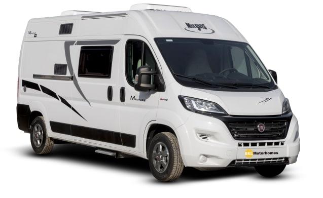 BEL006 – McLouis Menfys Van 4 - Nieuw model 2019 - Manueel - BEL006