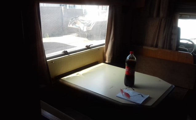 Nice reliable camper for rent