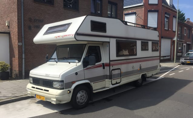 "Bur – ""Cozy big camper holiday ready"""