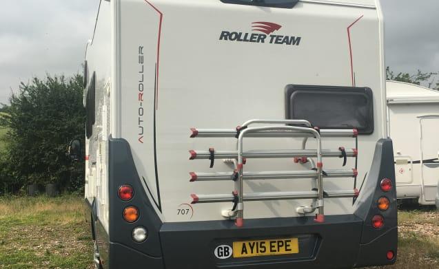 Fiat Roller Team 707