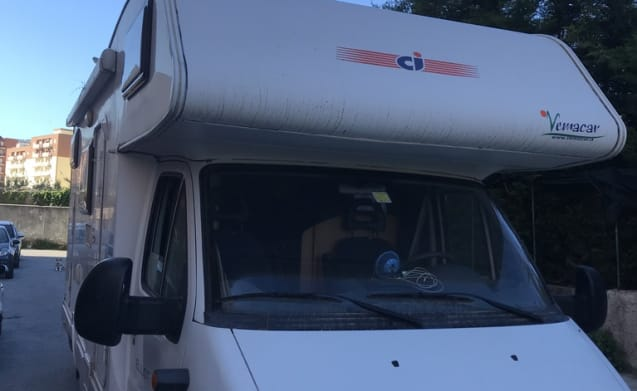 mega loop – Camper 2006 NEW