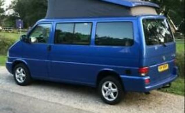 Perfect Volkswagen T4 motorhome, the motorhome for a great vacation!