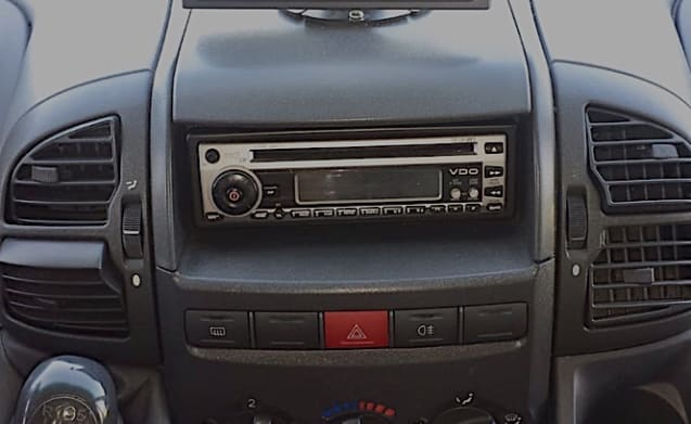Fiat Ducato Challenger 2.8 tdi Air conditioning