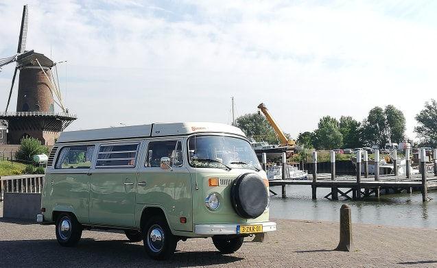 T2 Westfalia – Relax in 70s style.