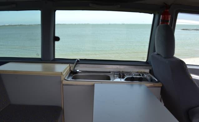 Nice Mercedes-Benz Vito camper bus