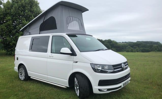 NEW Converted VW T6 Campervan