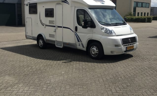 Our beautiful Fiat Mclouis with length bed (s) for rent