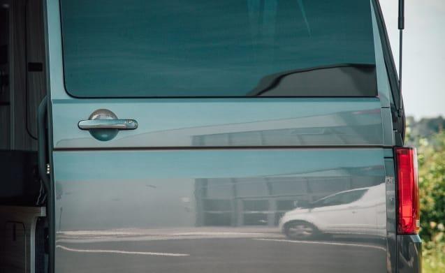 Bertie – 4 Berth VW Transporter T6