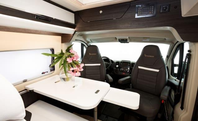 Benivan 119  – Adventure Van