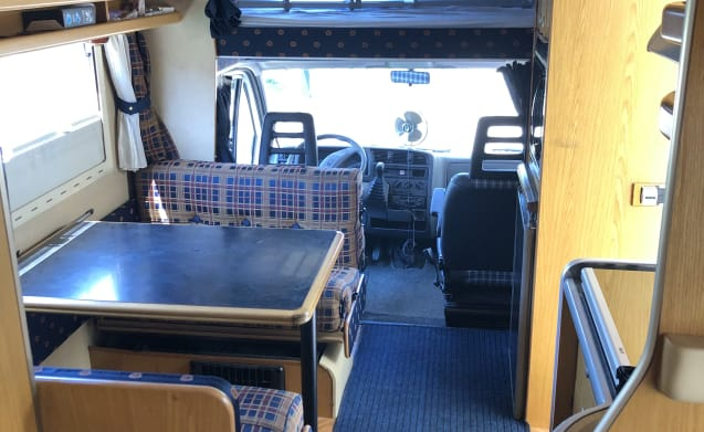 comfortable spacious comfortable camper