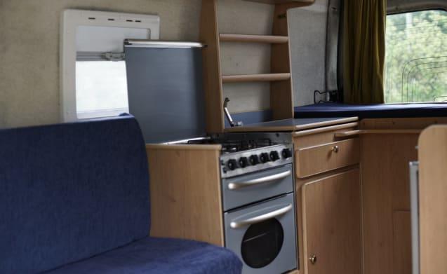 Cowal Camper – Renault Camper on the Cowal Way