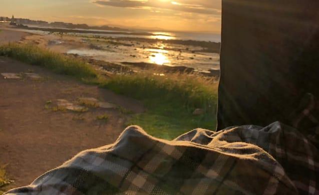 Talisker – Touring Scotland in a Mini Countryman - based just outside Edinburgh