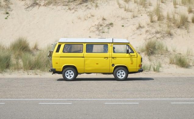 Mellow Yellow – Mellow Yellow: Volkswagen T3 Westfalia